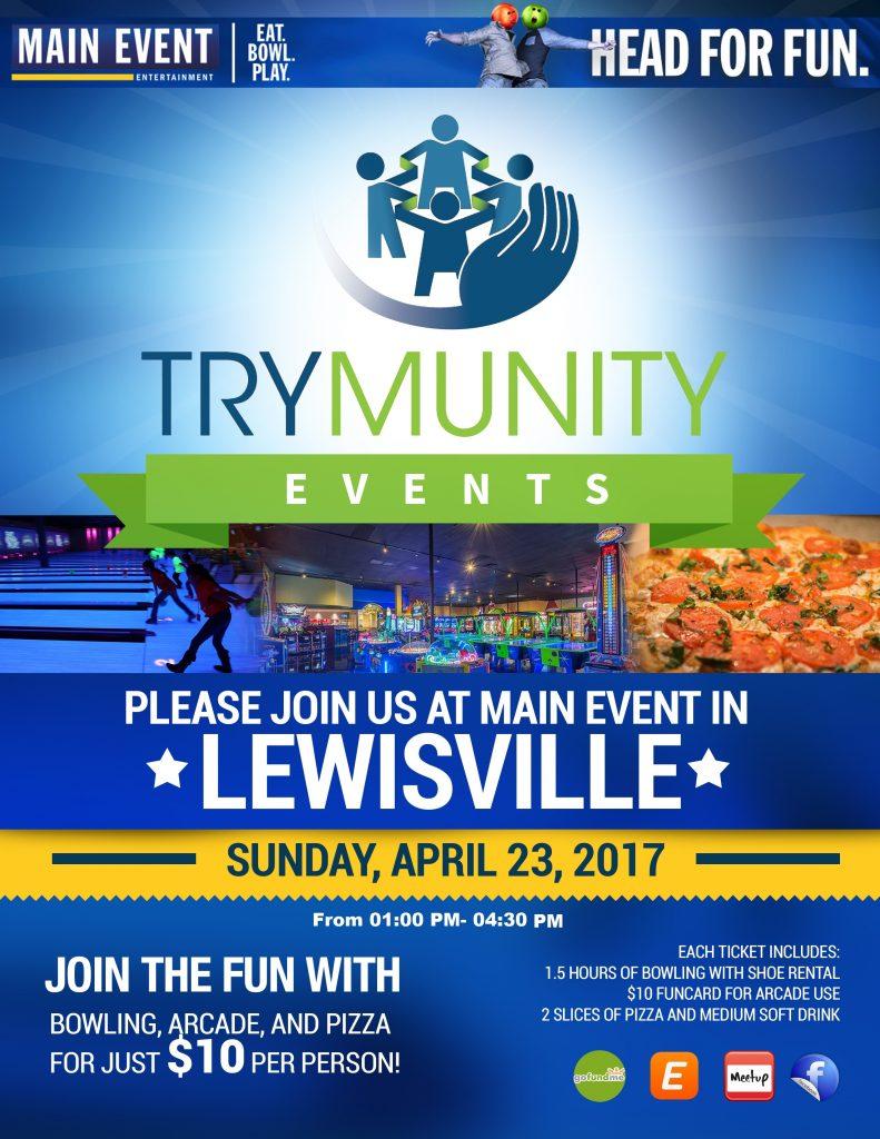 trymunity event